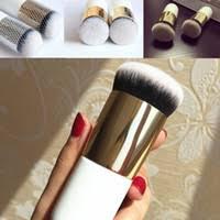 esorem 7pcs portable makeup brush set with bag soft nylon bristle brushes tapered blush buffing pinceaux maquillage