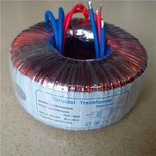 24V 5A ring tranformer 120VA <b>toroidal transformer</b> copper custom ...