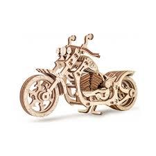 """""""<b>Eco Wood Art</b>"""" Конструктор деревянный 3D Мотоцикл Cruiser Ecr ..."""