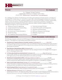human resources manager resume  apr  seangarrette co   example resume sample resume hr manager
