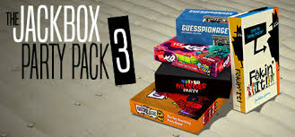 The Jackbox Party <b>Pack 3</b> on Steam