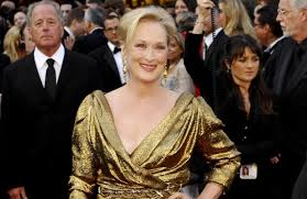 Lagerfeld: Meryl Streep Passed On Oscar Dress When Chanel ...