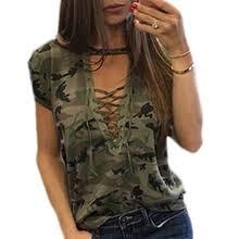 купите <b>camo</b> shirt women с бесплатной доставкой на ...