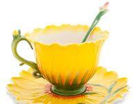 Чайные пары из фарфора Pavone. Коллекция FM: лучшие ...
