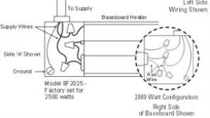 dimplex electric baseboard heater wiring diagram wiring diagram 120v electric baseboard heater wiring diagram and