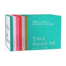 Buy <b>5 in 1 Facial</b> Kit Online at Best Price – Aroma Magic