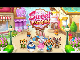<b>Sweet</b> Escapes: Design a Bakery with Puzzle Games - Apps on ...