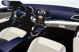Салон новой Lada Vesta: первые качественные изображения ...