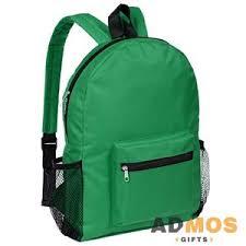 <b>Рюкзак Unit Easy</b>, <b>зеленый</b> оптом под нанесение , Арт. 1116337.90