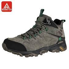 2019 <b>HUMTTO</b> Hiking Shoes <b>Men Winter Outdoor</b> Sports Climbing ...