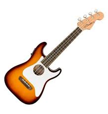 <b>Укулеле fender fullerton strat</b> ukulele sunburst за 6116 грн. Купить ...