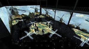 Мультимедийная выставка «<b>Ван Гог</b>. <b>Письма к</b> Тео» в Москве