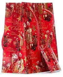 <b>Пакет подарочный УРРА</b> с блестками Новый год 11х14х6 см ...