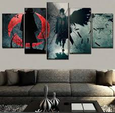 <b>Modern Canvas</b> HD <b>Printed</b> Painting Picture Home Decor 5 Panel ...