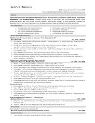 Resume Examples  Resume For Manager Position Objective With Key Strength In Business Planning And Professional