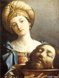 Martirio de San Juan Bautista El evangelio de San Marcos nos narra de la siguiente manera la muerte del gran precursor, ... - Martirio_de_San_Juan_Bautista