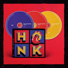 <b>Honk</b> Deluxe Edition 3CD – The <b>Rolling Stones</b>