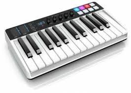 <b>MIDI</b>-клавиатура 25 клавиш <b>IK Multimedia iRig</b> Keys I/O 25 купить в ...