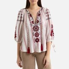 «<b>Блузка La Redoute С</b> вышивкой и помпонами» — Результаты ...