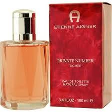 <b>Etienne Aigner</b> Aigner <b>Private</b> Number Eau De Toilette Spray 100ml ...