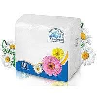 «<b>Салфетки косметические BELUX</b> 3-х слойные белые в коробке ...