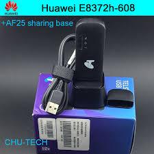ᗔOriginal <b>Huawei</b> Unlocked E8372 E8372h-608 150Mbps <b>4G</b> LTE ...