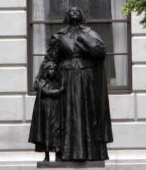 ideas about anne hutchinson on pinterest   massachusetts bay    anne hutchinson arrives in the new world   yahoo image search results