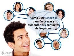 Resultado de imagen para Cómo mejorar mi Linkedin: Contactos y ofertas