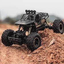 Alloy <b>Four</b>-<b>wheel Drive Remote Control</b> Car Toy Model 1:16 Off-road ...