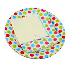 Customized paper plates and napkins chemistry homework helpers by     TrustWatch