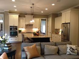 designs island design space image of open kitchen designs with island plans