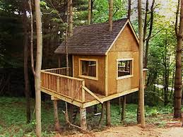 Tree House Building Plans   Smalltowndjs comExceptional Tree House Building Plans   Diy How To Build A Simple Tree House
