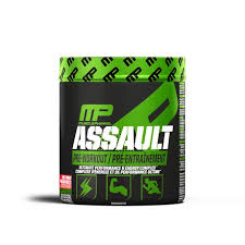 Musclepharm <b>Assault</b> - <b>Pre-Workout</b> - Ultimate Performance ...