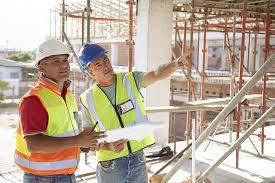 list of construction job titles