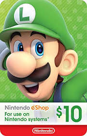 Amazon.com: $10 Nintendo eShop Gift Card [Digital Code]: Video ...