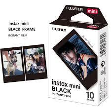 Оригинальная Черная <b>рамка Fujifilm Instax</b> Mini, 30 листов ...