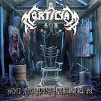 Hacked up for Barbecue/Zombie Apocalypse album by Mortician