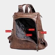 <b>POMELOS Backpack Women 2019</b> New High Quality PU Leather ...