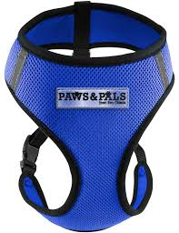 Paws & Pals <b>Pet Control Harness</b> for Dog & Cat Easy Soft Walking ...