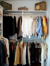 kitchen solution traditional closet: budget friendly closet solution hwwl walk in closet clothes organized sxjpgrendhgtvcom