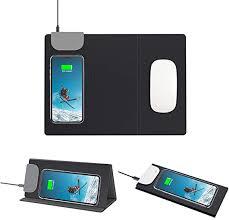 10W Wireless Charging Mouse Pad, Smart Phone ... - Amazon.com