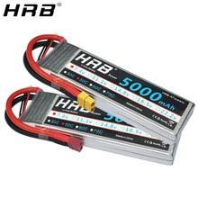 HRB Lipo 2S батарея <b>5000mah</b> 7,4 V T Deans XT60 TRX XT90 ...