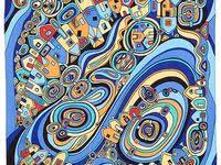 <b>батик</b>: лучшие изображения (326) | Роспись по шёлку, Искусство ...