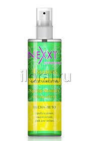 <b>Спрей для волос</b> серии «<b>Весна</b>-<b>лето</b>» NEXXT 200 мл: купить ...