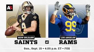 New Orleans Saints vs. Los Angeles Rams Prediction and Preview