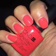 "#nailsbyalexi <b>CND shellac</b> ""<b>tropix</b>"" | Shellac nail colors, Cnd shellac ..."