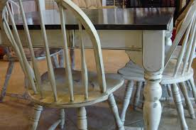 Distressed Dining Room Chairs Distressed Dining Room Chairs Intended For The House Design Ideas
