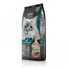<b>Leonardo Adult Fish для</b> взрослых кошек с океанической рыбой и ...