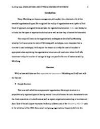 double spaced essay write a page double spaced essay explain the organizational