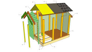 DIY Playhouses Your Kids Will Love to Play In   The Self    Playhouse Plans